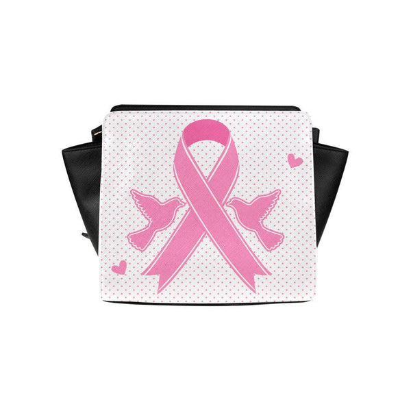 Breast Cancer Pink Ribbon #1-#5 Satchel Bags For Women (5 styles)-NeatFind.net