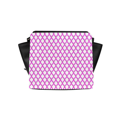 Breast Cancer Pink Ribbon #3 Satchel Bag For Women-NeatFind.net