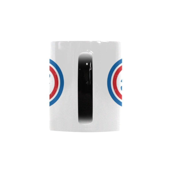 Captain America Shield Autism Awareness Color Changing/Morphing 11oz Coffee Mug-NeatFind.net