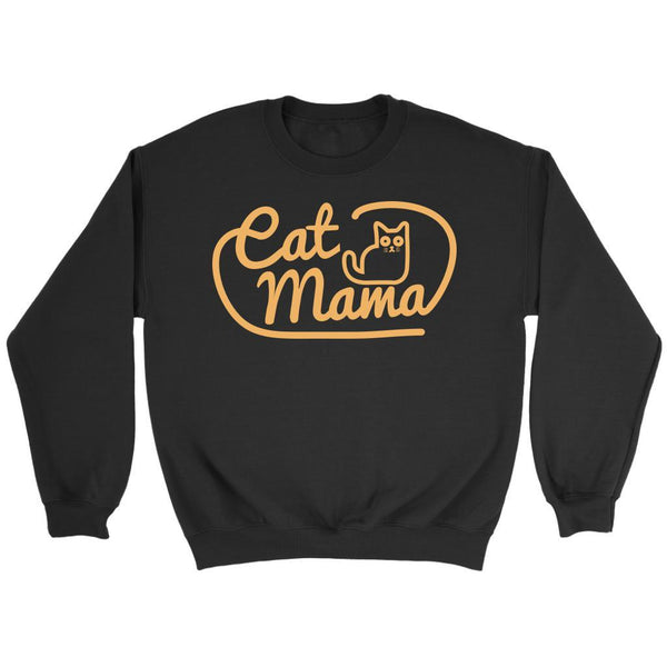 Cat Mama Awesome Cute Funny Kitten Lovers Kitty Obsessed Gift Ideas Sweater-NeatFind.net