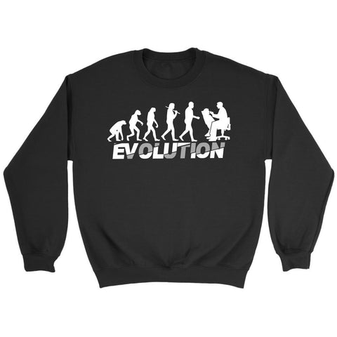 Dentist Evolution Awesome Humor Dental Hygienist Unique Funny Gift Ideas Sweater-NeatFind.net