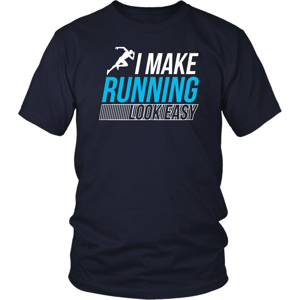 I Make Running Look Easy Best Gift Ideas For Runners Cool Funny