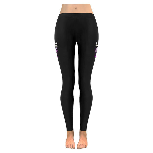 I Run On Hardwork Laughter Sanitizer & Lot Of Love Nurse UPF40+ Womens Leggings-NeatFind.net