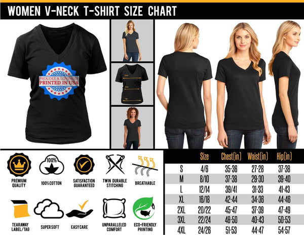 Im A Mechanics Wife Just Like Regular Wife But Way Cooler Funny Auto Women VNeck-NeatFind.net