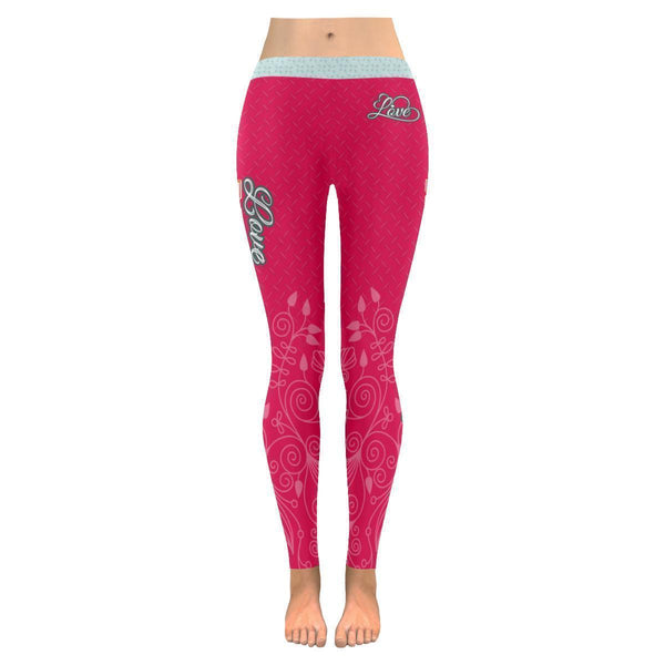 Love Basketball Go Houston Fan Diamond Plate Soft UPF40+ Womens Leggings-NeatFind.net