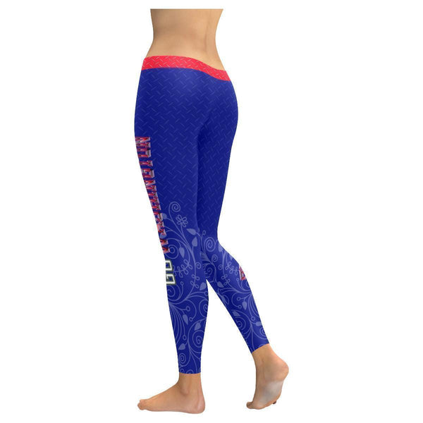 Love Basketball Go Washington Fan Diamond Plate Soft UPF40+ Womens Leggings-NeatFind.net