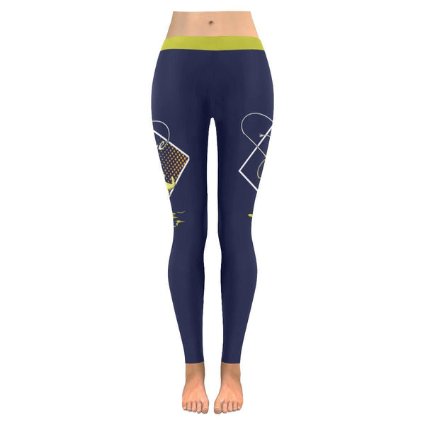 Love Fishing V2 Low Rise Leggings For Women (3 colors)-NeatFind.net