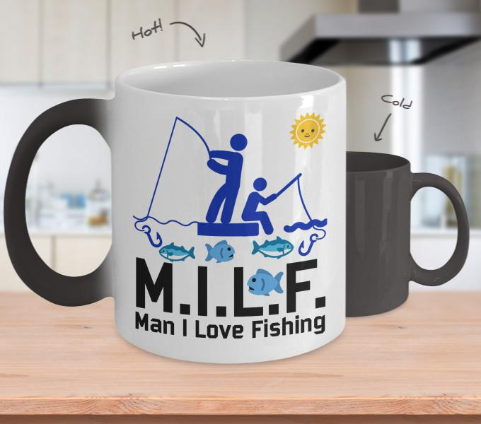 M.I.L.F. Man I Love Fishing-NeatFind.net