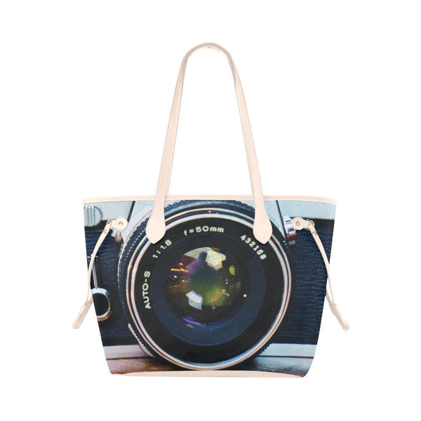 Photography #1 Water Resistant Canvas Tote Bags (4 colors)-NeatFind.net