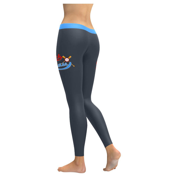 Pitch Please Funny Unique Cool Awesome Baseball Mom Gift Ideas Womens Leggings-NeatFind.net