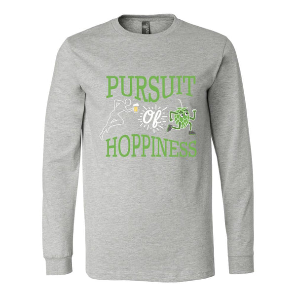 Pursuit Of Hoppiness Beer T-Shirt For Men & Women-NeatFind.net