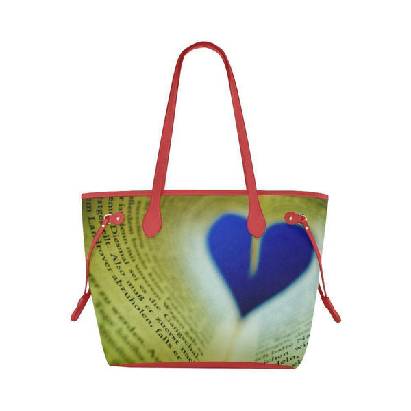Reading #4 Water Resistant Canvas Tote Bags (4 colors)-NeatFind.net