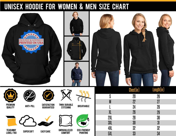 Skilled Enough To Take It Apart Smart To Hide Extra Parts When Done Unisex Hoody-NeatFind.net