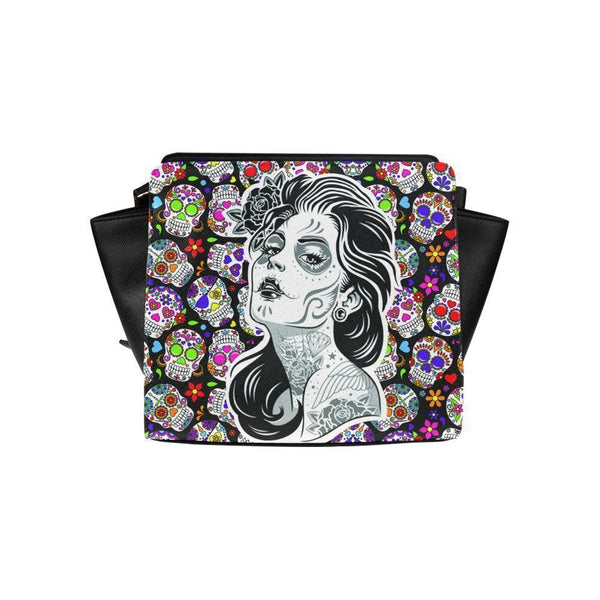 Sugar Skull #1-#5 Satchel Bags For Women (5 styles)-NeatFind.net