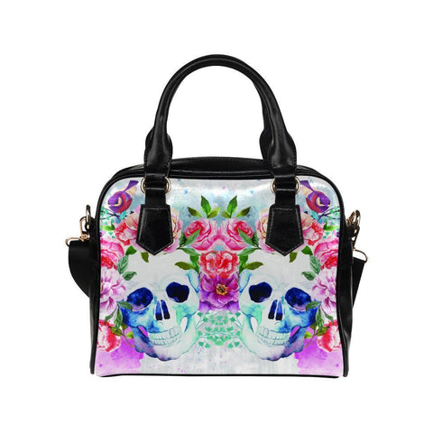 Sugar Skull #11-#15 Shoulder Handbags For Women (5 styles)-NeatFind.net