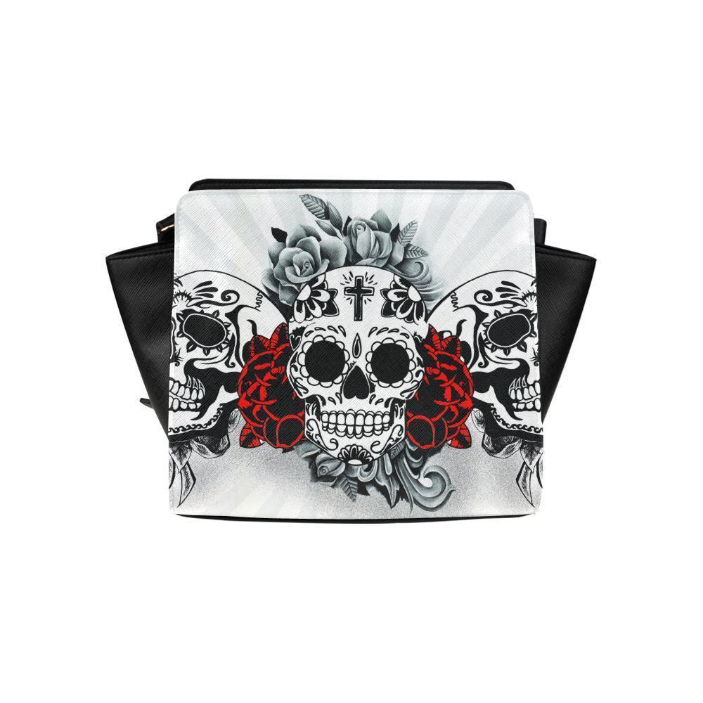 Sugar Skull #6-#10 Satchel Bags For Women (5 styles)-NeatFind.net