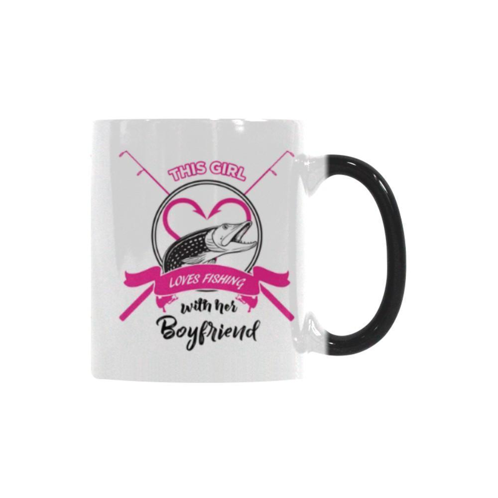 This Girl Loves Fishing With Her Boyfriend V2 Color Changing/Morphing 11oz Mug-NeatFind.net