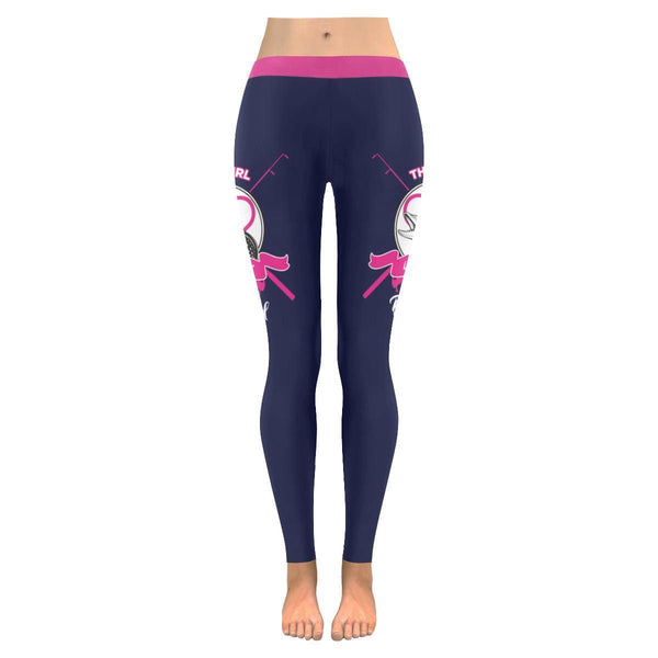 This Girl Loves Fishing With Her Boyfriend V2 Low Rise Leggings (3 colors)-NeatFind.net