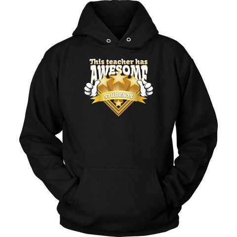 This Teacher Has Awesome Students Funny Gag Hip Hilarious Humor Teaching Hoodie-NeatFind.net