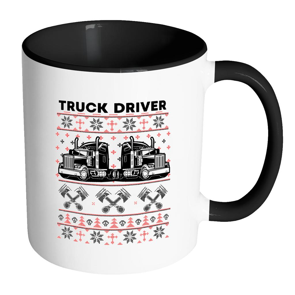 Truck Driver Ugly Christmas Practical Funny Gifts For Truckers ...