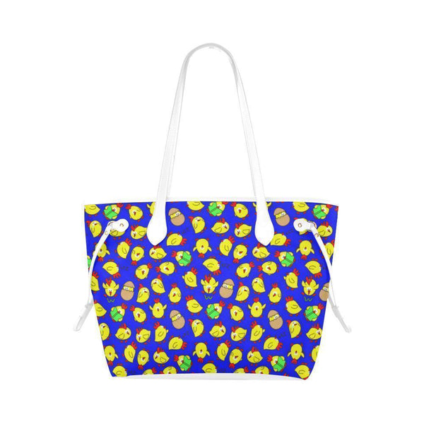Water Resistant Canvas Chicks Tote Bags (4 colors)-NeatFind.net