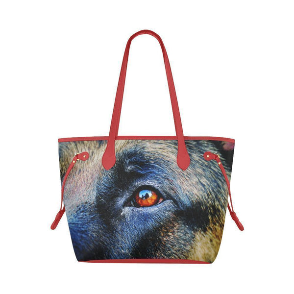 Water Resistant Canvas German Shepherd Tote Bags (4 colors)-NeatFind.net