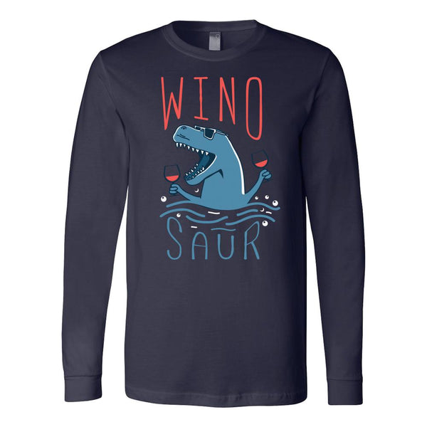 Wino Saur Wine T-Shirt For Men & Women-NeatFind.net