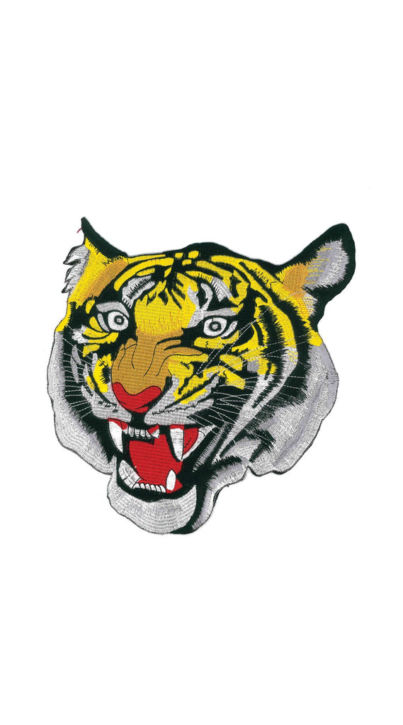 Patch: 1206 Tiger Patch (10