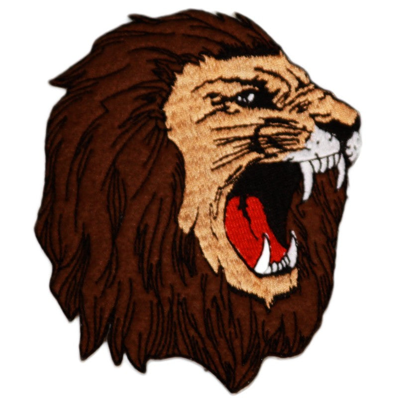 Patch: 1236 Lion Head Patch