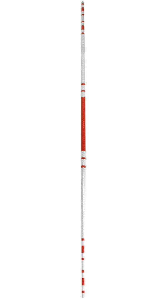 Bo Staff: Competition White Oak Shining Toothpick Bo Staff