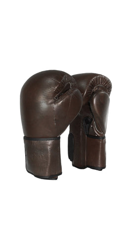 Boxing Glove: Leather Elite Boxing Gloves