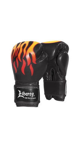 Boxing Glove: Leather Boxing Gloves
