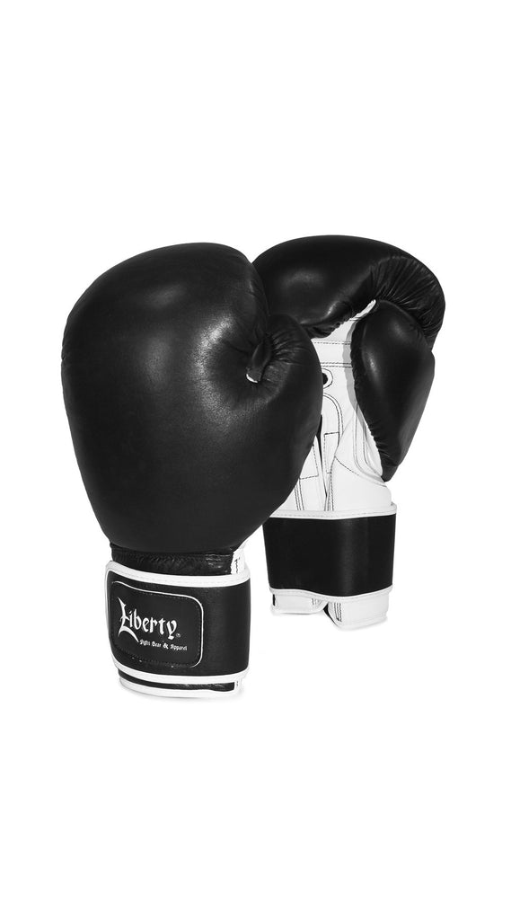 Pro Leather Boxing Gloves