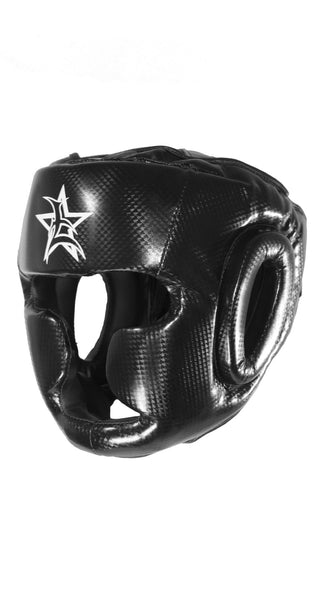 Headgear: Carbonium Boxing Headgear with Chin