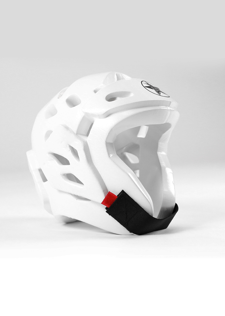 ProFoam White Sparring Headgear