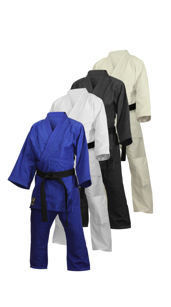 Judo Uniform: Single Weave Judo Gi Judo Uniform