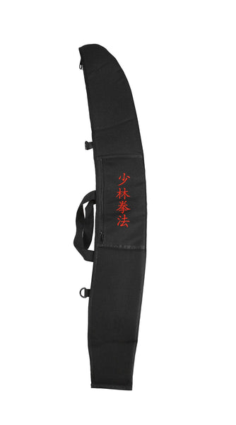 Case: Black Broadsword Case with Kanji