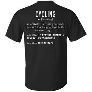 Cycling definition shirts - Teemisa