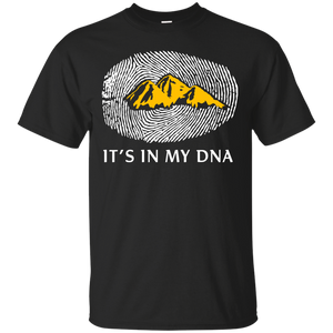 Love Mountain: It's In My DNA T-Shirt, Hoodies, Tank - Teemisa