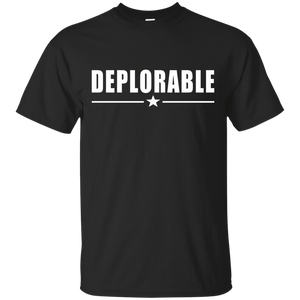 Deplorable - Election t-shirt 2016, Vote Trump - Teemisa