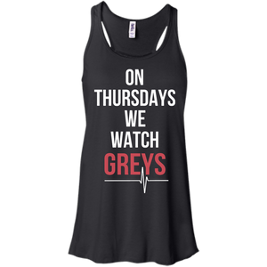 On Thursdays We Watch Greys T Shirt, Tank Top, Hoodies - Teemisa