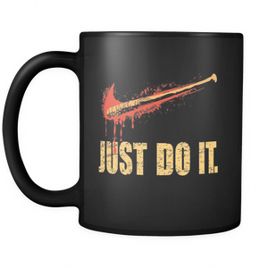 The Walking Dead: Lucille - Just Do It Mug Coffee, Tea - Teemisa