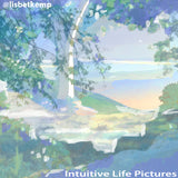 [Intuitive Reading and Painting] - Intuitive Life Pictures
