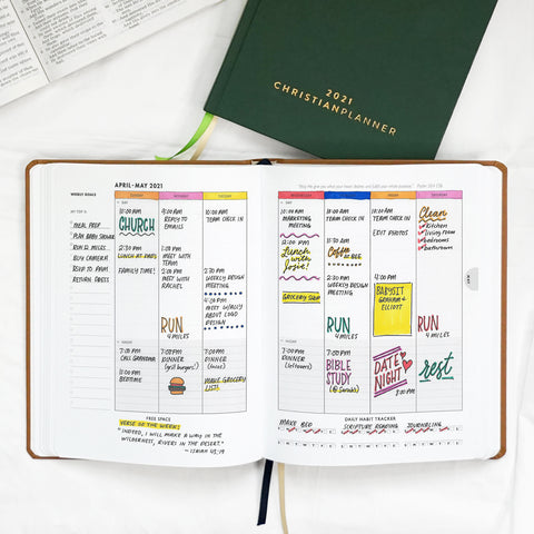 Annual Christian Planner