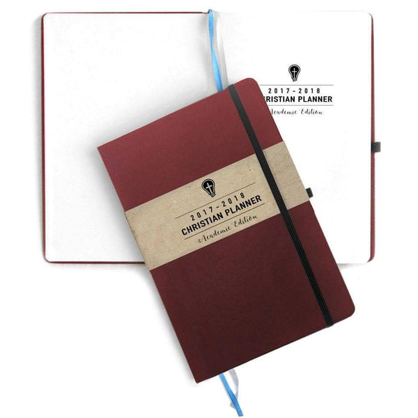 2017-2018 Christian Planner Academic Version I RED