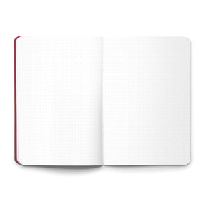 Cross Grid Note Book | 3 Pack | Red