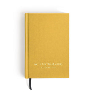 Daily Prayer Journal - Aztec Gold - Presale Offer (Ships in 5 Days)