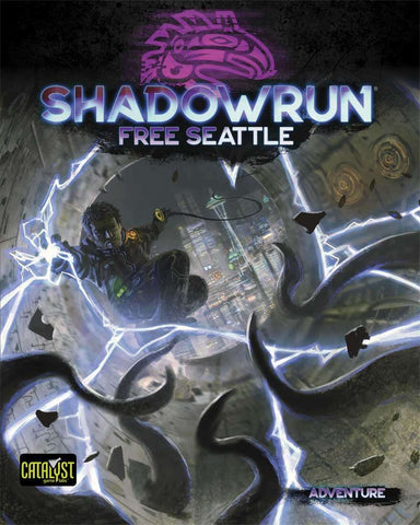 Shadowrun: Free Seattle (PDF Only)