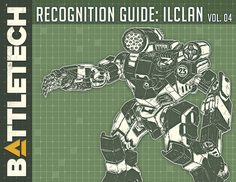 BattleTech: Recognition Guide: ilClan Vol. 4
