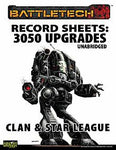 Record Sheet: 3050U Unabridged, Clan & SL
